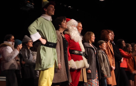 "Buena HS's production of ""Elf"""