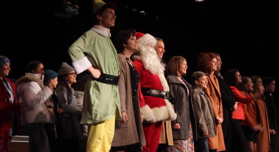 Buena HSs production of Elf