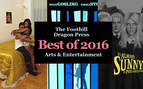 A&E: Best of 2016