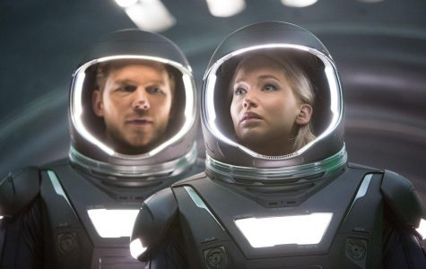 """Passengers:"" a visually stunning voyage through the stars"