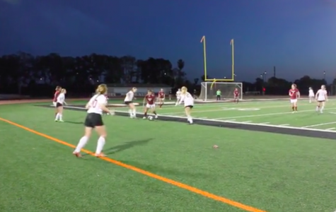 VIDEO: Girls' soccer loses against Santa Paula in first home game of season