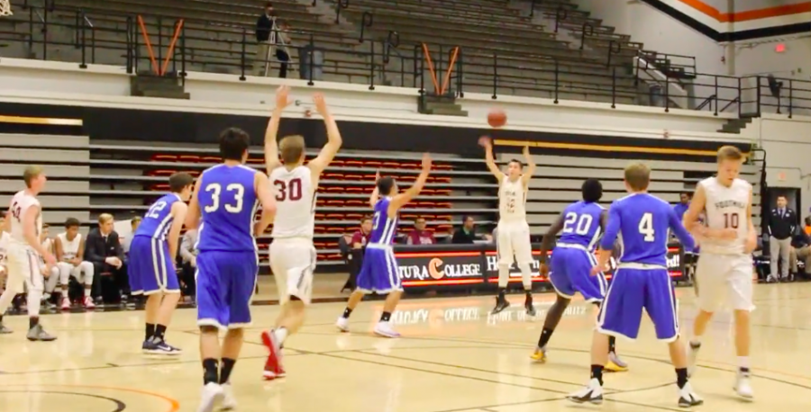 """Boys' Basketball """"finished strong"""" to clinch 62-50 win against Cate"""