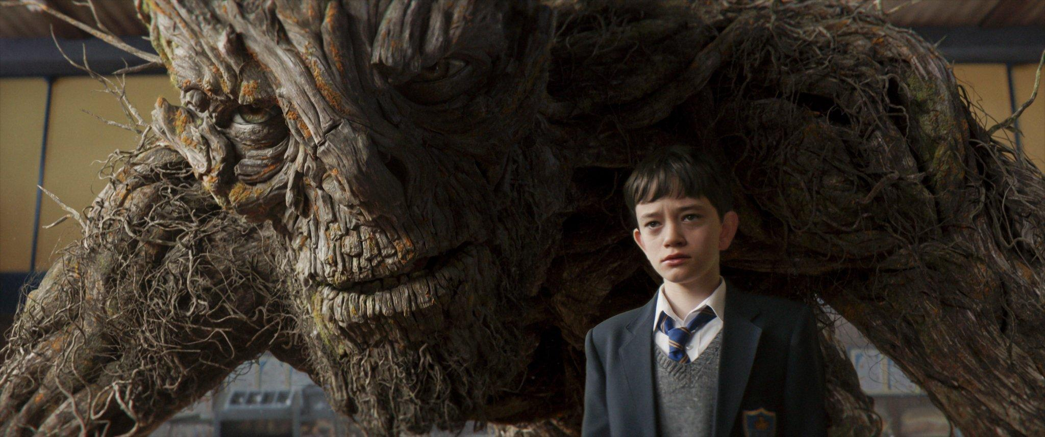 """A Monster Calls"" is a colorful, heart-wrenching tale that deserves to be heard"