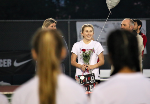 Girls' soccer ousts Grace Brethren on Senior Night