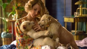 """The Zookeeper's Wife"" brings a hauntingly powerful story to life"