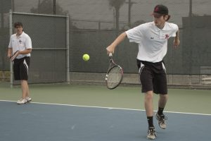 Wrap-Up: Foothill beats Buena High School's tennis team 14-4