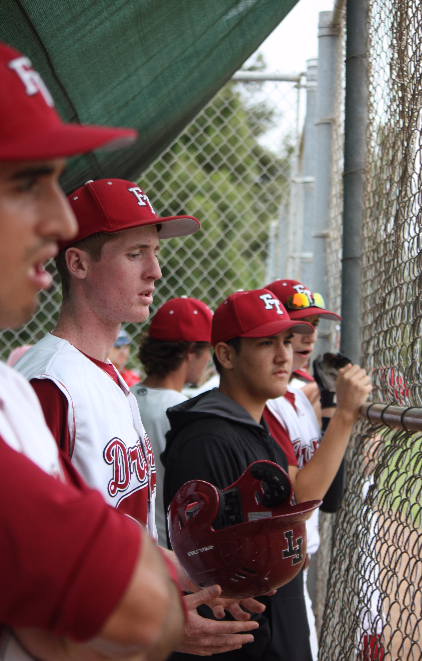 Credit: Gabrialla Cockerell / The Foothill Dragon Press