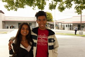 Aasha and Kahar McCullum: Unrelated siblings brought together through family and culture