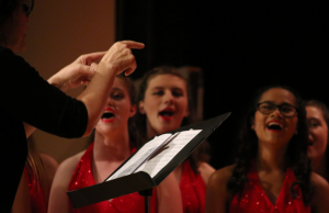Poinsettia students perform Broadway medley (11 photos)