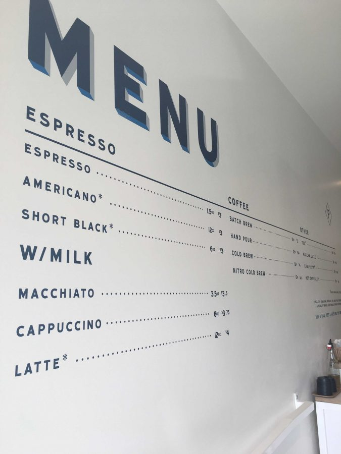The+menu+at+Prospect.+Credit%3A+Julia+Fickescher+%2F+The+Foothill+Dragon+Press