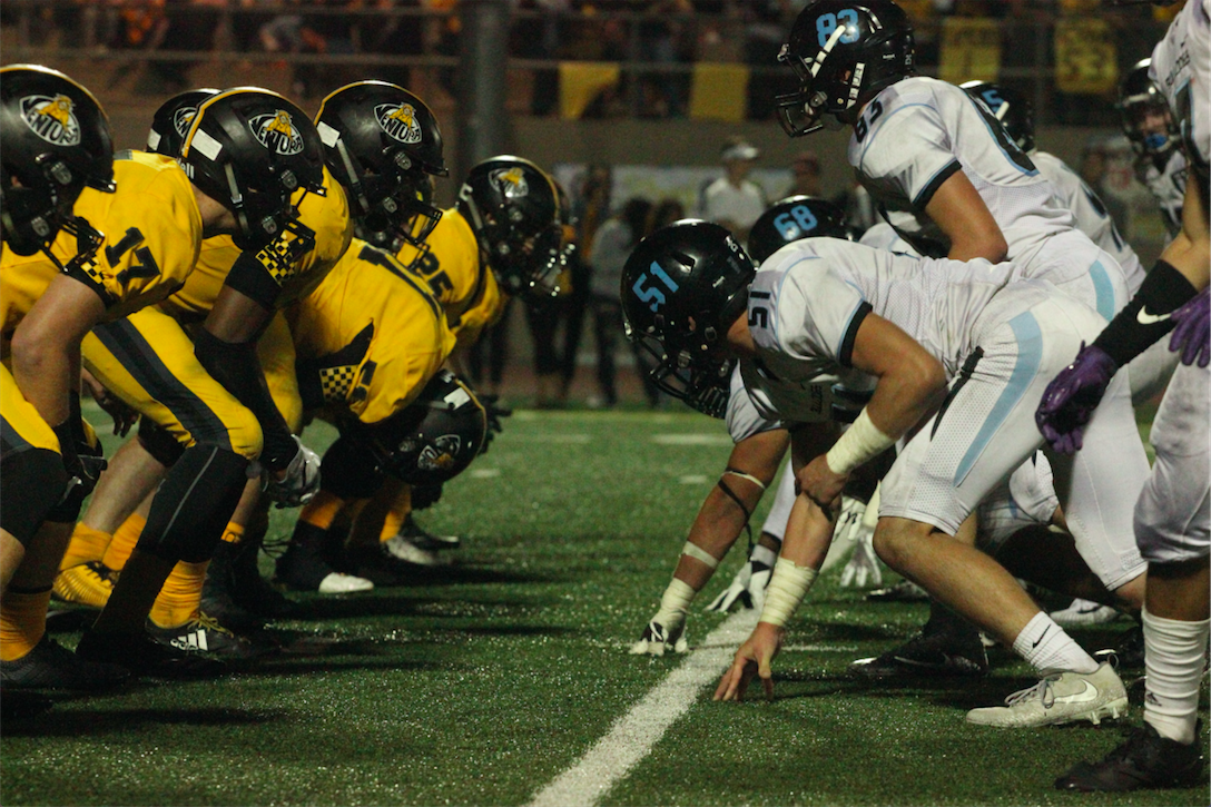A rivalry renewed: Ventura edges Buena 23-21 in annual matchup