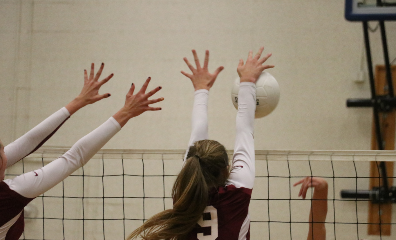 Girls' Volleyball Final Home Game against La Reina