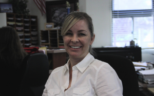No more tardy slips for Jennifer Ellison