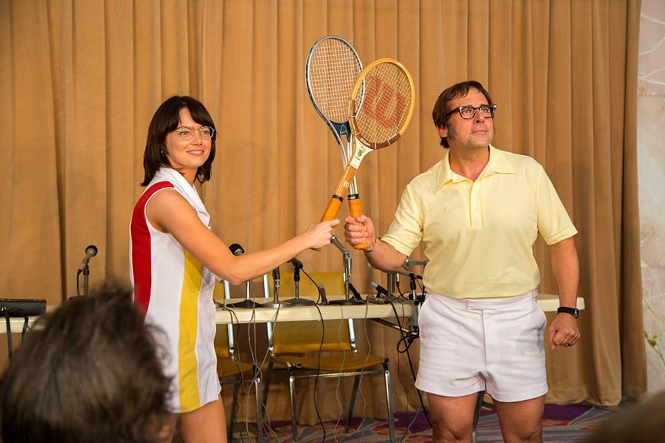 """Battle of the Sexes"" is the ace of movies"