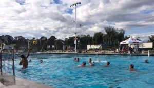Late goal helps boys' water polo top Buena, 6-5