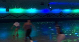 Environmental club hosts Skating Plus fundraiser to aid victims of Thomas Fire