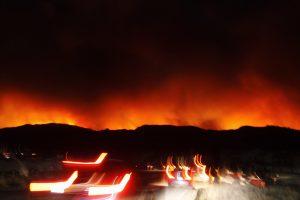 STORIFY: Community reacts to Thomas Fire