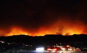 BREAKING: Massive 31,000-acre Thomas Fire evacuates 27,000 total in Ventura County