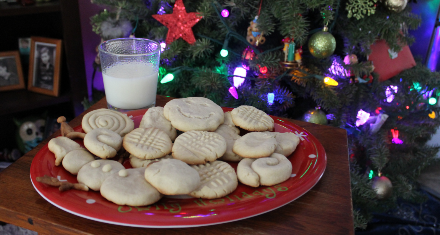 Fantastic Eats with Q and E: Butter Cookies