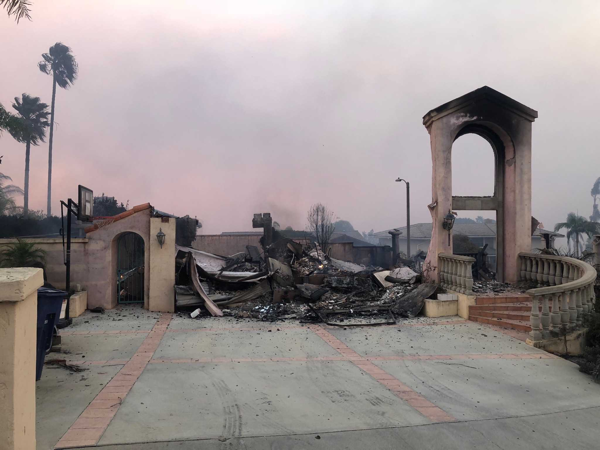 "UPDATE: ""A day I will never forget"" for victims of Thomas Fire"