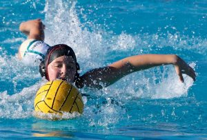Girls' water polo crushes Carpinteria 14-1 in first home game