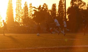 Boys' soccer triumphs over Laguna Blanca in a 1-0 win