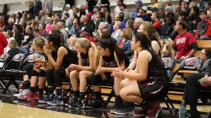 Girls' basketball faces defeat in tense final home game 21-29 (6 photos)