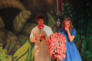 "VHS drama department brings color to stage with ""Seussical the Musical"""
