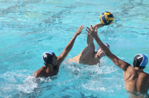 Boys' water polo sends seniors off with a win against Fillmore