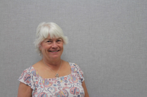 Systems specialist Kris Nordin retires after 17 years