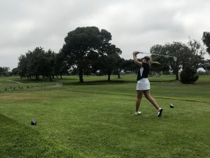 Wrap-Up: Girls' golf defeated by Nordhoff High School 282-293