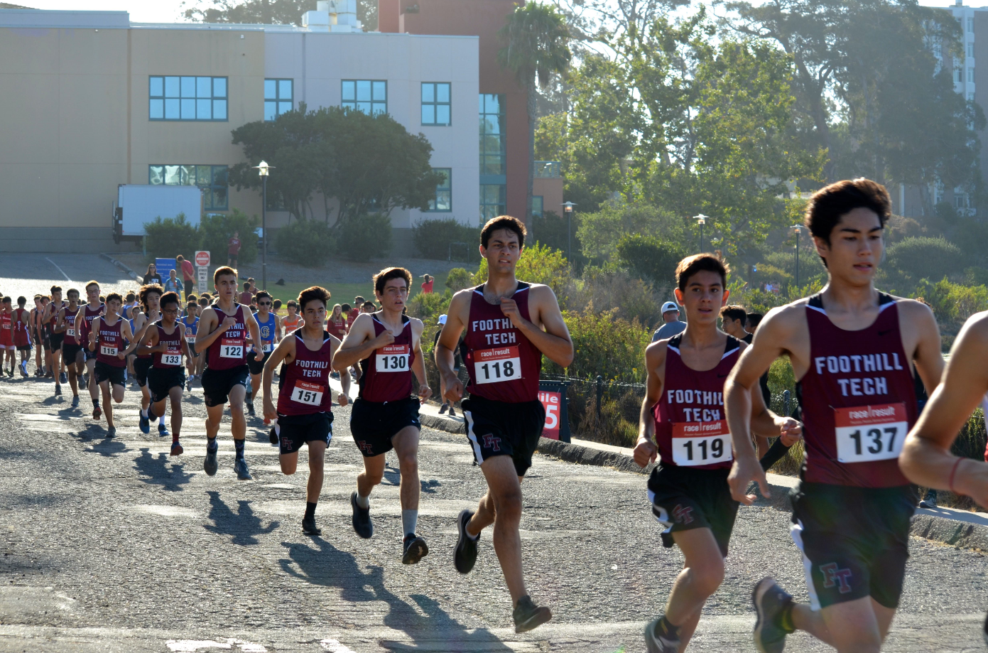 Cross country starts off season strong at UCSB Gaucho Invitational