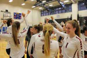 Playoff recap: girls' volleyball wins first round matchup