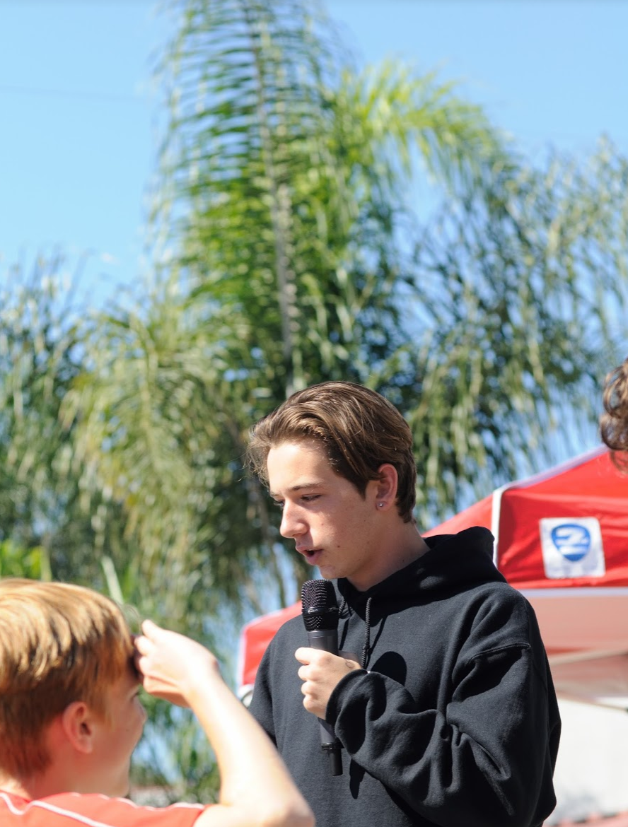 Jackson Vizzo '21 shares his personal view on the activity and how it effected him. Credit: Muriel Rowley / The Foothill Dragon Press