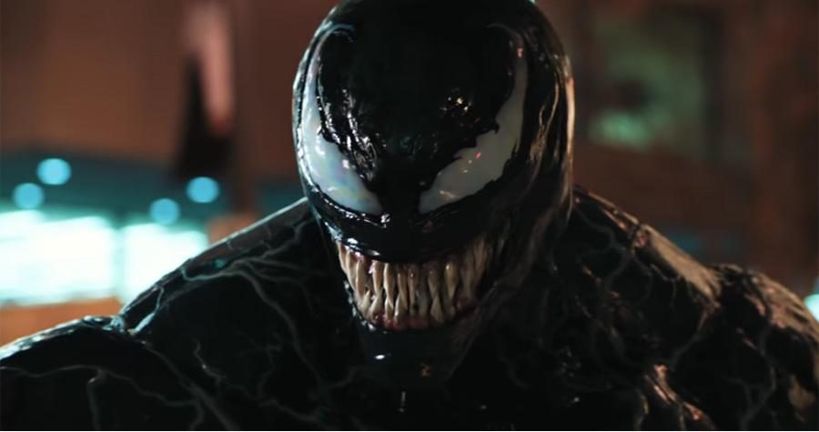 "e1251b62f Marvel's ""Venom"" fails to deliver – The Foothill Dragon Press"