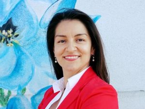 City Council: Sofia Rubalcava (District 1)