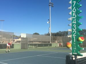 Playoff Recap: Girls' tennis season ends at the hands of number one seed