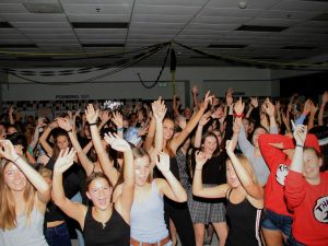 "Foothill's first dance of the school year is all-district ""Monster Mash"""