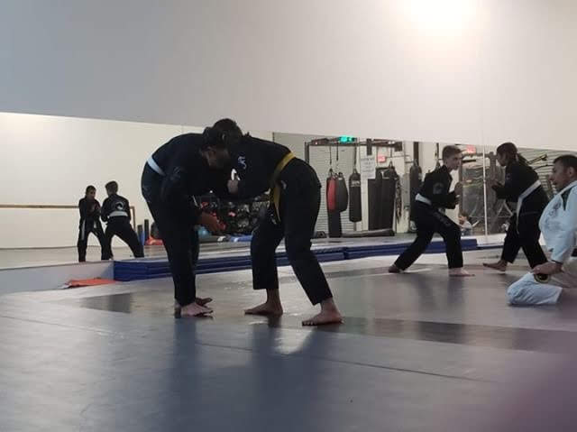 Azael De La Torre '22: jiu-jitsu is the key to one's confidence