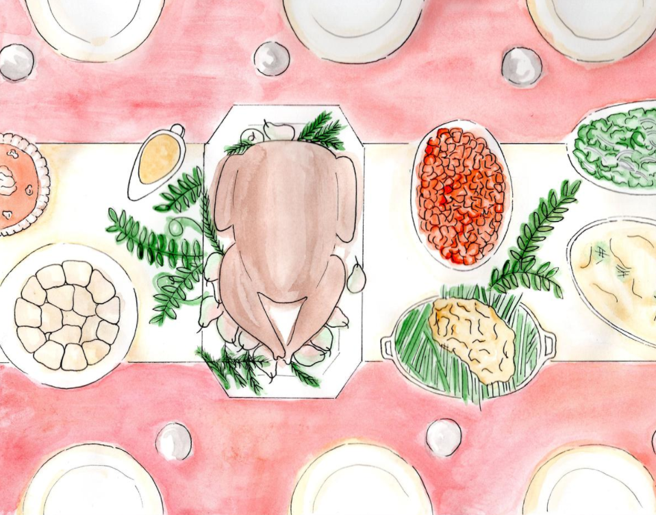 "Thanksgiving recipes to complete any ""Turkey Day"" table"