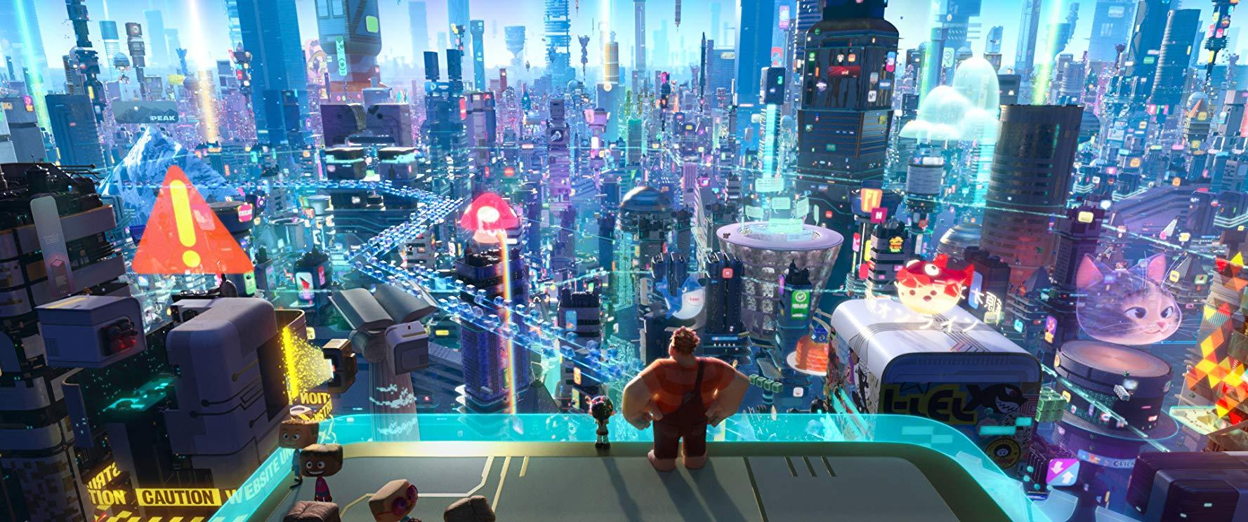 """Ralph Breaks The Internet"" smashes its way into the hearts of Disney fans."
