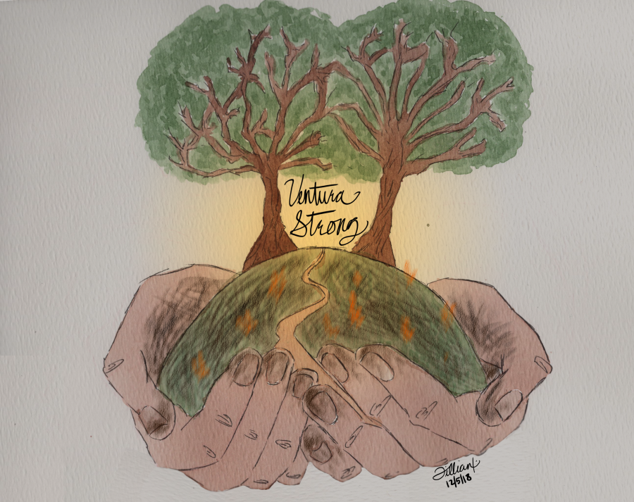Ventura Strong – Two Trees Lives On