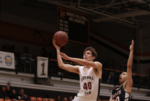 Boys' basketball fights to the end in final home game of season (8 photos)