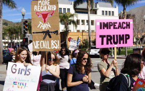 Ventura's third annual Justice for All March unites community for the cause of women's rights