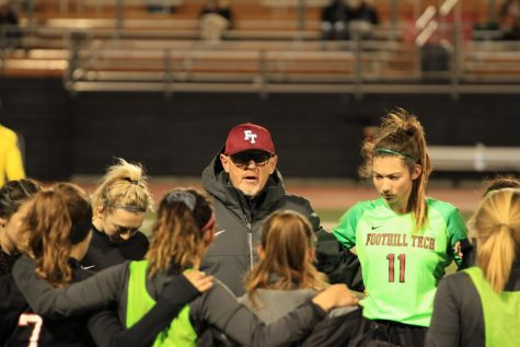 "Girls' varsity soccer ties at ""intense"" first home game"