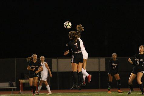 Photo Gallery: Girls' soccer defeated by St. Bonaventure 2-3 at final home game