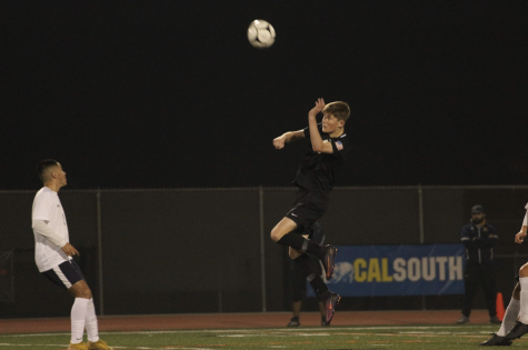 Boys' soccer finishes season with a 2-0 loss to Santa Clara