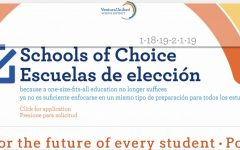 News Brief: School of Choice window opens