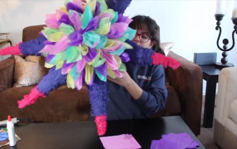 Las piñatas forman una gran parte de la cultura mexicana.