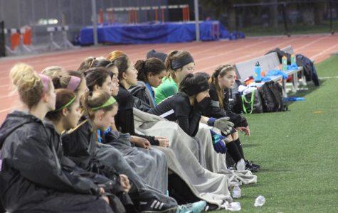 Girls' CIF soccer game first round
